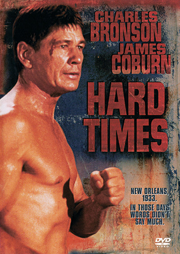 Charles Bronson James Coburn HARD TIMES - STREET FIGHT ACTION DVD (NEW & SEALED)