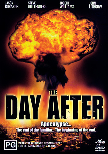 Steve Guttenberg JoBeth Williams THE DAY AFTER - DISASTER DVD (NEW & SEALED)