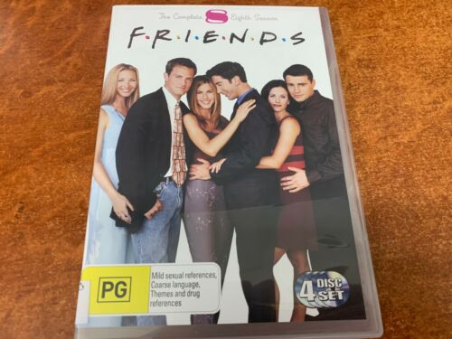 Friends The Complete Eighth Season (PG, DVD R4)