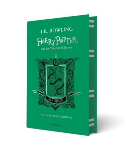 Harry Potter and the Chamber of Secrets - Slytherin Edition 'Slytherin Edition R