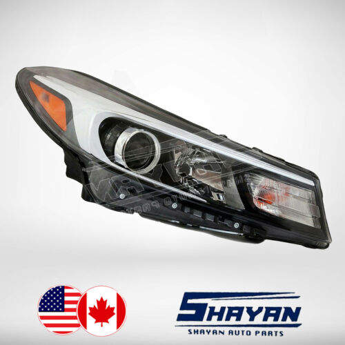 FOR: 2017 2018 KIA FORTE HEADLIGHT LAMP RIGHT HAND / PASSENGER SIDE  <br/> We offer the lowest price for the highest quality.