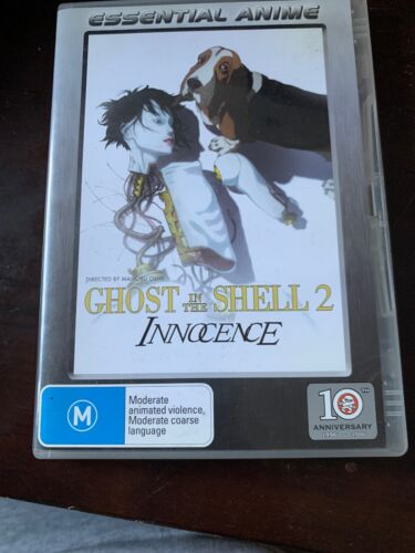 Ghost in the Shell 2 [Region 4] - DVD - Rare