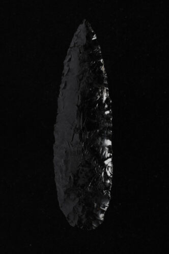 NEOLITHIC JAPAN, JOMON CULTURE KNIFE or ARROWHEAD, Kyoto Prefecture