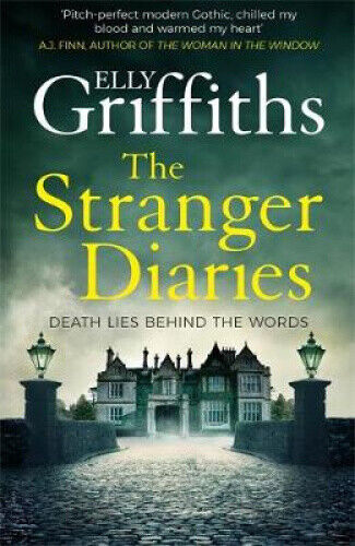 The Stranger Diaries: The Bestselling Richard & Judy Book Club Pick.