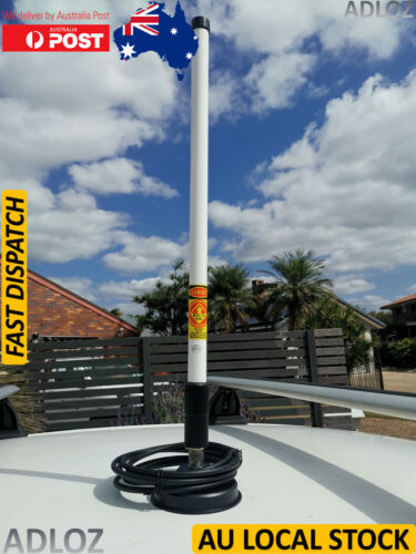 4G / WiFi OMNI Antennas  AND / OR Magnetic Base for Camping Caravan Rural Area