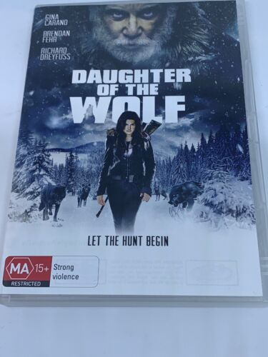 DAUGHTER OF THE WOLF DVD, 2019 RELEASE, FREE POSTAGE