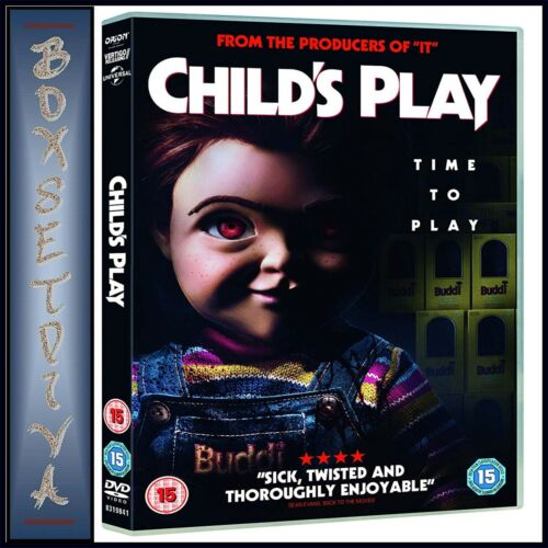 CHILDS PLAY - TIME TO PLAY ** BRAND NEW DVD ****