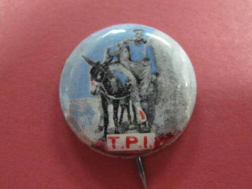 Gallipoli Simpson & Donkey TPI Totally Permanently Disabled Soldiers Association