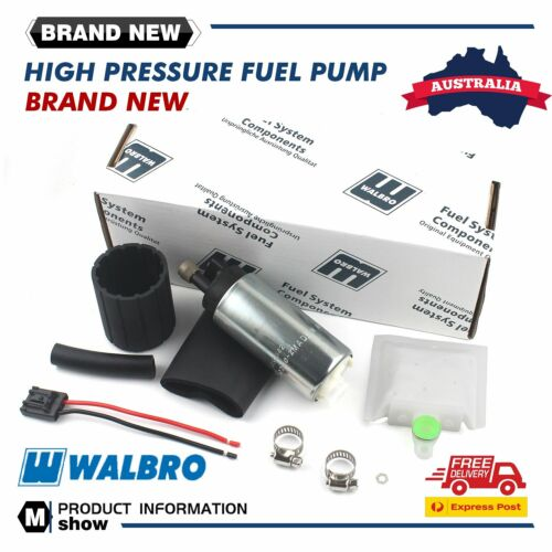 New Walbro 255LPH Intank Fuel Pump w// Installation KitGSS342Made in USA