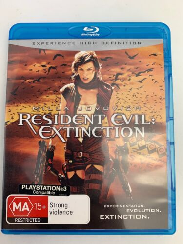 Resident Evil 3: Extinction [Blu-ray], Used; Very  Good Condition Like New
