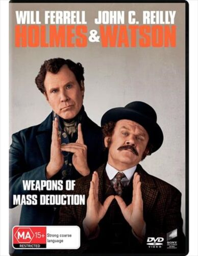 Holmes and Watson : NEW DVD
