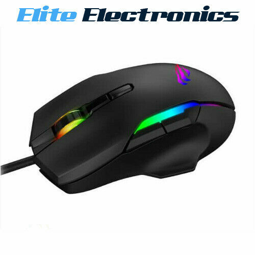Havit MS1012A RGB 7 Button Programmable Gaming Mouse