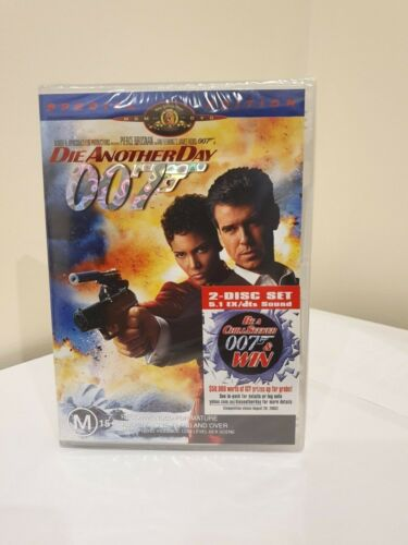 DIE ANOTHER DAY - PIERCE BROSNAN AS 007 - BRAND NEW