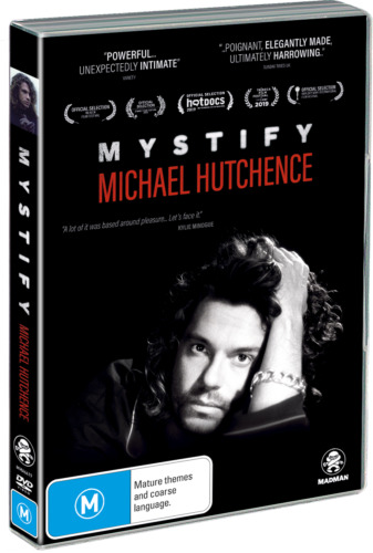 BRAND NEW Mystify Michael Hutchence (DVD, 2019) *PREORDER R4 Documentary INXS