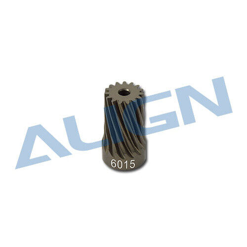 ALIGN TREX H60175 Motor Pinion Helical Gear 15T ALIGN