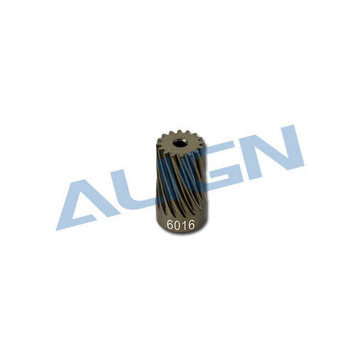 ALIGN TREX H60176 Motor Pinion Helical Gear 16T ALIGN