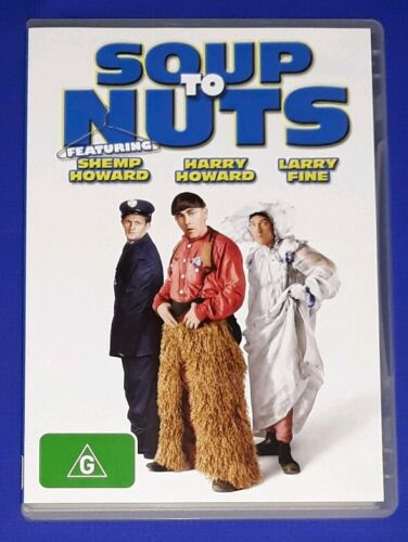 SOUP TO NUTS DVD4