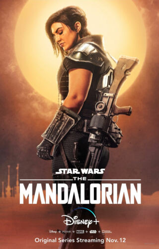 """The Mandalorian ( 11"""" x 17"""" ) Movie Collector's Poster Print - (T5)  B2G1F"""