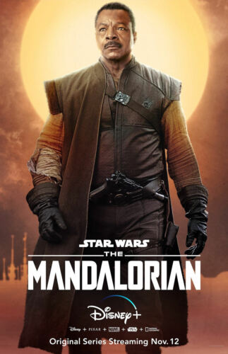 """The Mandalorian ( 11"""" x 17"""" ) Movie Collector's Poster Print - (T6)  B2G1F"""