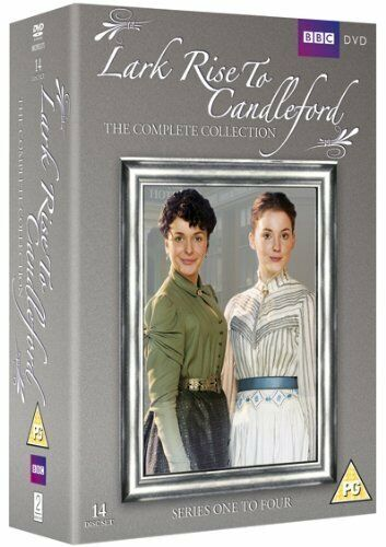 """LARK RISE TO CANDLEFORD COMPLETE SERIES COLLECTION 1-4 BOX SET 14 DISC R4 """"NEW"""""""