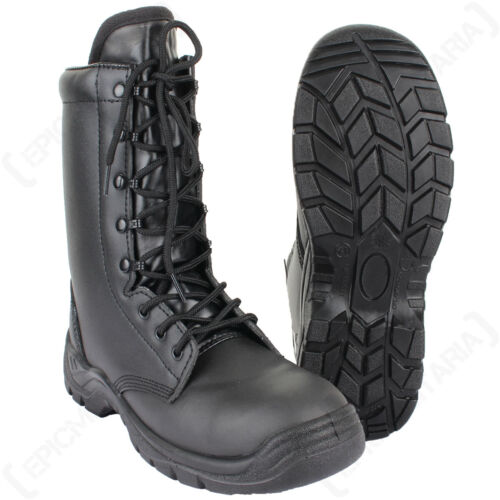 Highlander Pathfinder Boots Hunting Hiking Airsoft Military Army Leather Outdoor