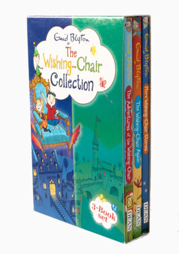 The Wishing Chair Collection Book Set by Enid Blyton Paperback New