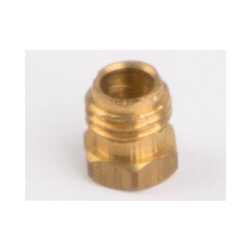 Wilesco 01828 Pipe Coupling Nut For Steam Pipe Fixing. Brass. M6X0.75 - WSP1828