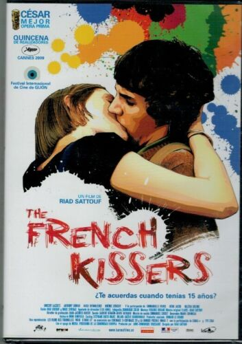 The French Kissers (DVD Nuevo)