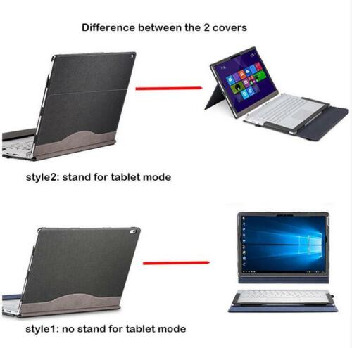 Laptop Stand Case Detachable Cover For Microsoft Surface Book 2 13.5 15 inch