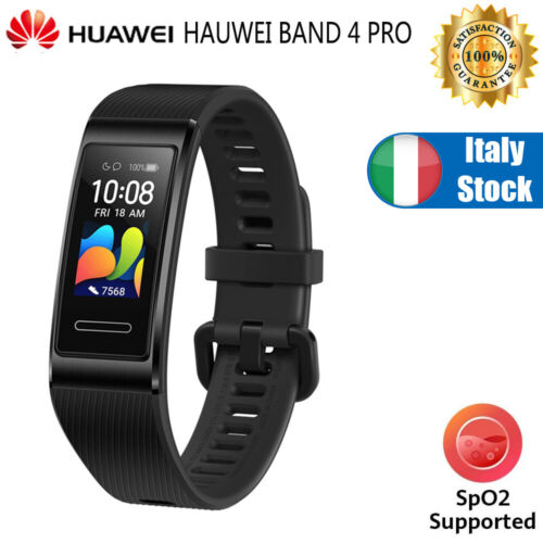 HUAWEI Band 4 Pro 0,95 pollici Full AMOLED Touchscreen Smart Band Watch O6O9