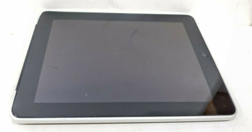 """Apple iPad 1 A1337 9.7"""" 256MB Wifi+Cellular 64GB SOLD AS IS/ DO NOT POWER ON"""