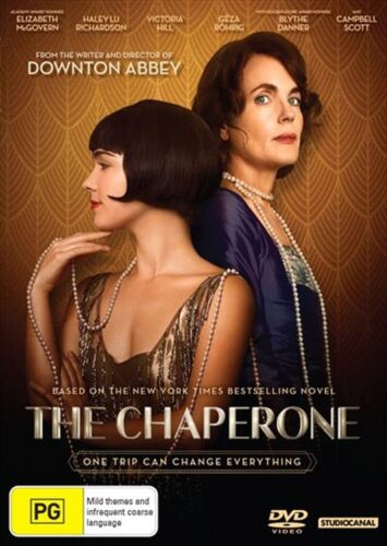 The Chaperone (DVD, 2019) NEW