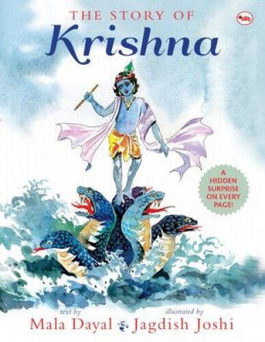 The Story of Krishna by Malay Dayal.