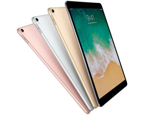Apple iPad Pro (2nd Gen) 10.5-in, 64GB, 256GB, 512GB, All Colors - Free Shipping