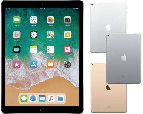 Apple iPad Pro 2nd Gen. 12.9-inch 64GB, 256GB, 512GB Wi-Fi Only OR Unlocked
