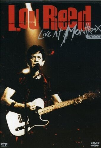 Lou Reed: Live at Montreux 2000 (2005, DVD NEW) WS