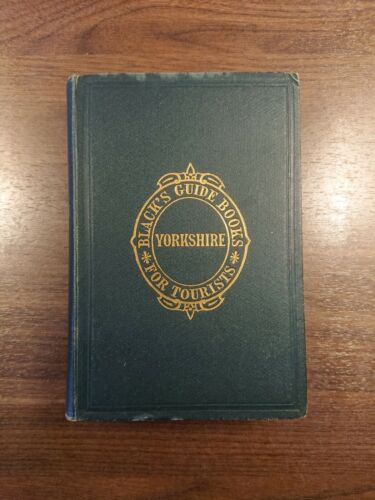 Black's Guide to Yorkshire (1874)