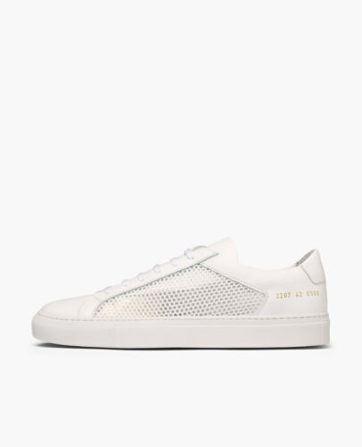 Common Projects Achilles Summer Edition White Sneakers - 40, 41, 42, 44 & 45 -