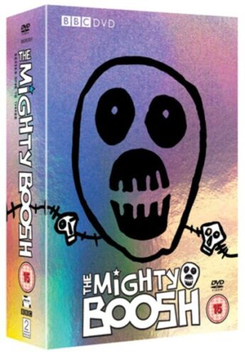 THE MIGHTY BOOSH COMPLETE SERIES 1-3 COLLECTION DVD BOX SET 7 DISC R4 NEW&SEALED