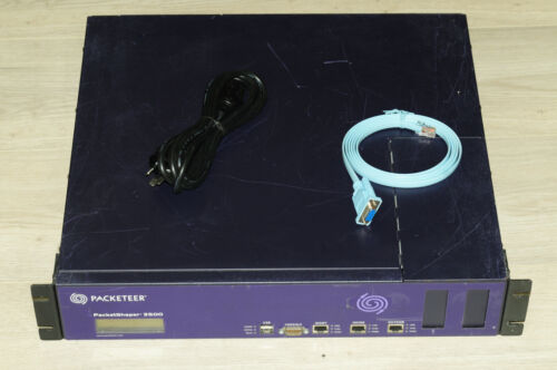 Packeteer PacketShaper 3500 PS3500 Network Load Balancer Appliance Fast Shipping