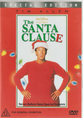 The Santa Clause Special Edition - DVD