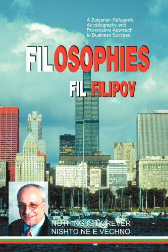 Filosophies: A Bulgarian Refugee's Autobiography and Provocative Approach to