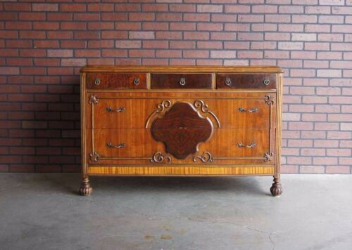 Antique Chest of Drawers ~  Dresser ~ Vintage Chest 1920 - 1930's era