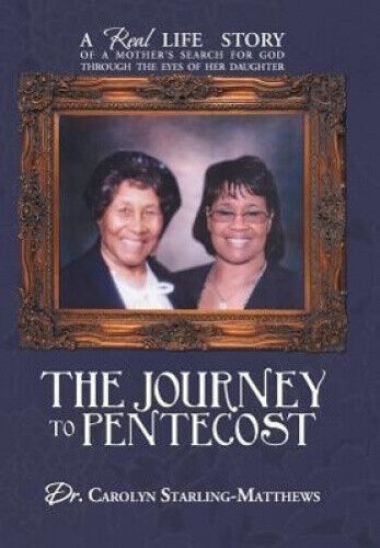 THE Journey to Pentecost: A Real Life Story of A Mother's Search for God
