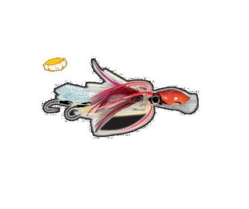 Artificiale Kabura Take Squid Jig Light Jigging