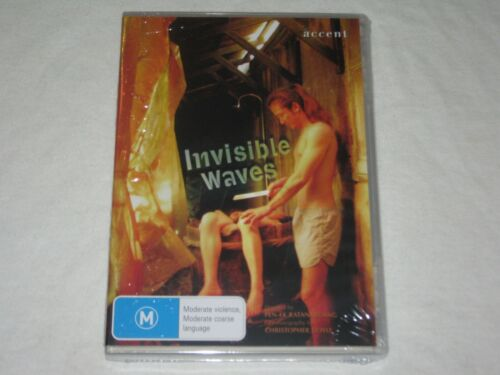 Invisible Waves - Brand New & Sealed - All Regions - DVD