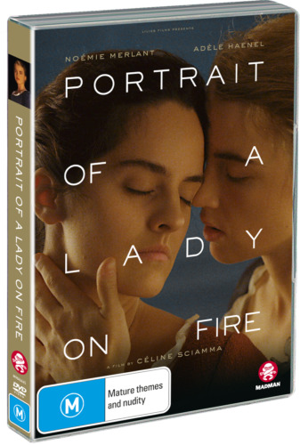 BRAND NEW Portrait Of A Lady On Fire (DVD, 2020) R4 Film