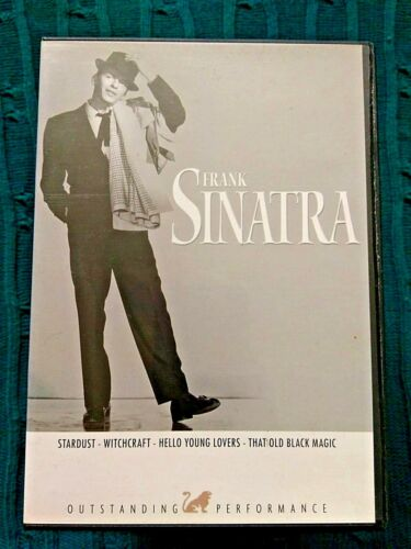 FRANK SINATRA: OUTSTANDING PERFORMANCE- STARDUST-WITCHCRAFT...R-ALL- LIKE NEW