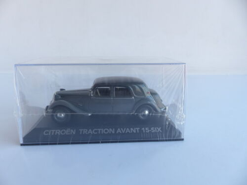 ATLAS VOITURE CITROËN TRACTION AVANT 15-SIX
