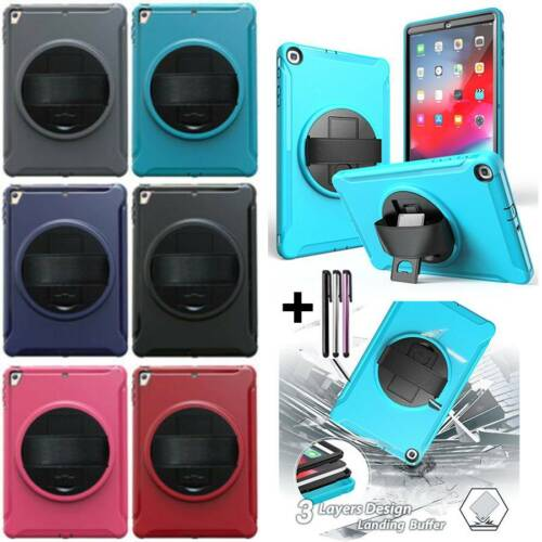 For Samsung Galaxy Tab A S6 S5e 8.0 10.1 10.5 Tablet Shockproof Armor Case Cover